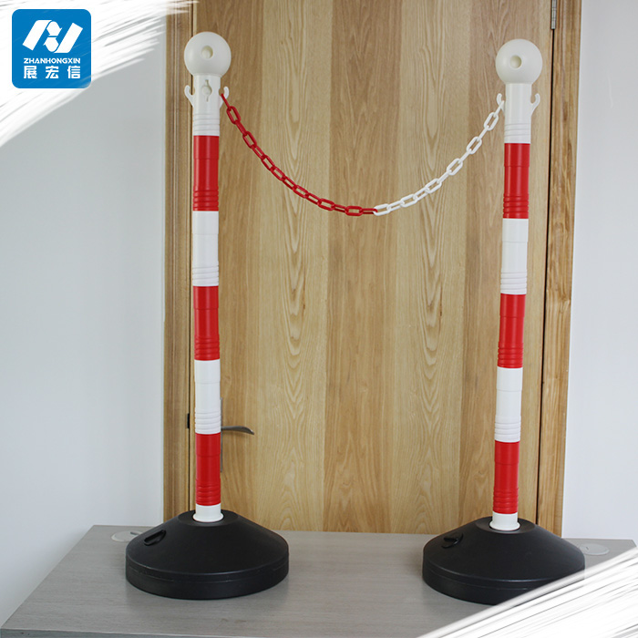 Cheaper price factory sales safety plastic barrier chain
