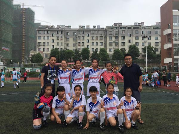 2018年宣州区小学生校园足球联赛男女代表队双双告捷