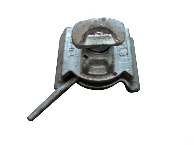 集装箱活动件-燕尾底锁