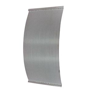 Wedge Wire Sieve Bends