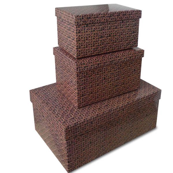 瓦楞盒 展示盒系列