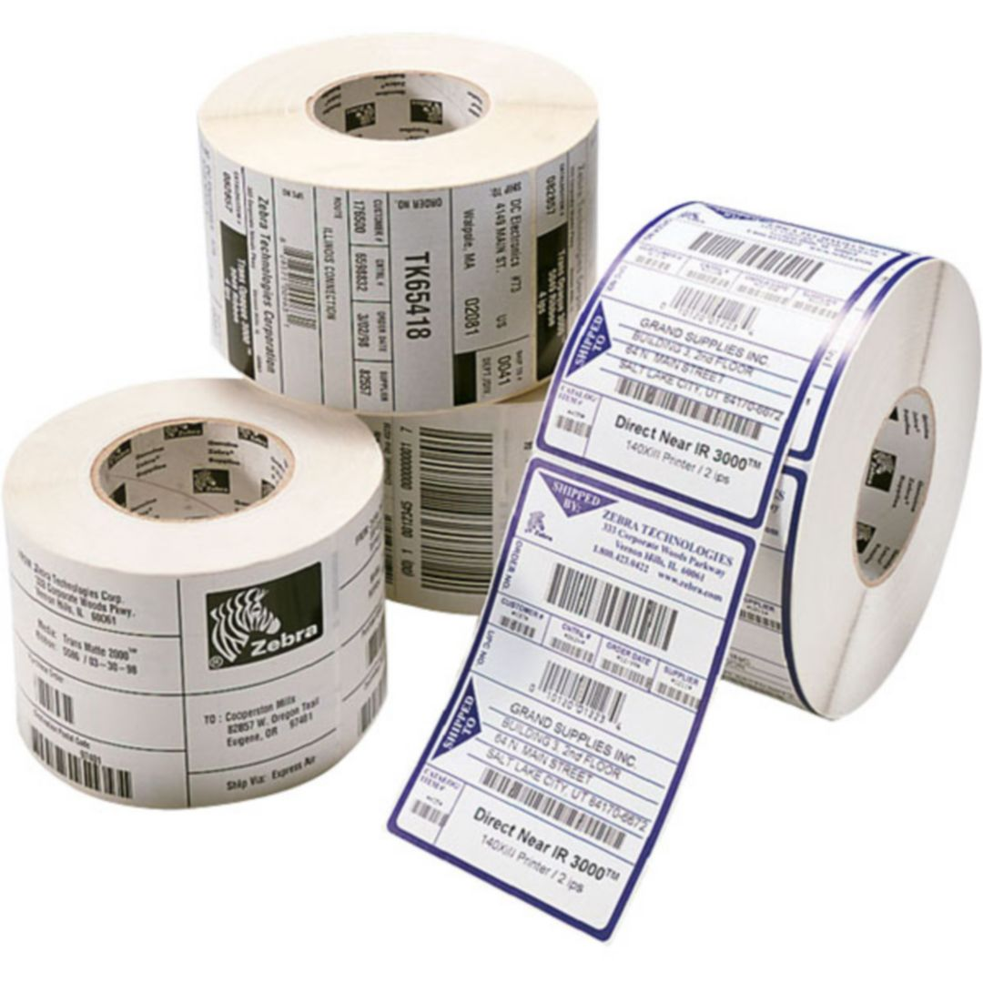 Picture of Adhesive label rolls