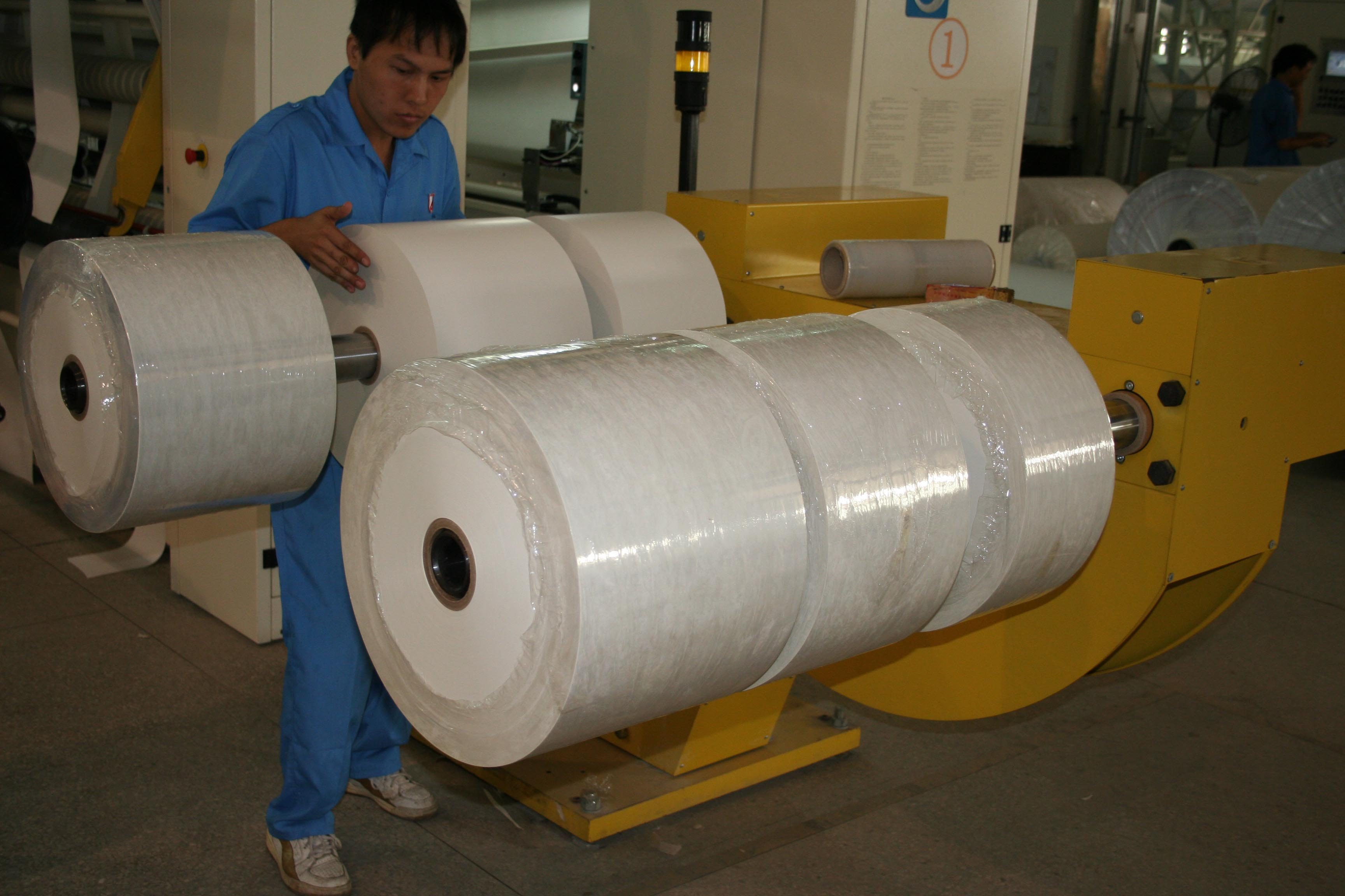 Picture of Self-adhesive Paper