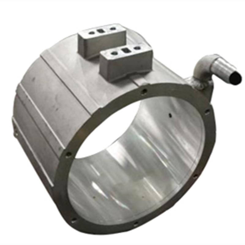 Aluminium DC Motor Case
