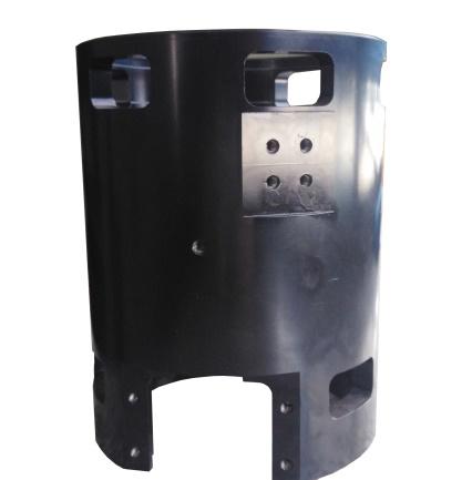 Electrophoresis DC Motor Casing