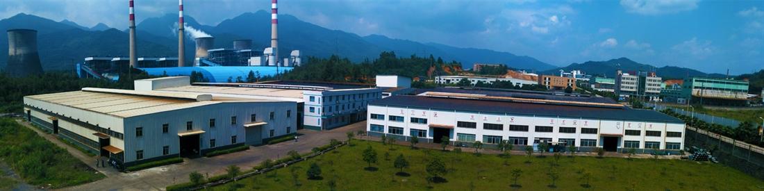 丰力机械铸造厂鸟瞰图