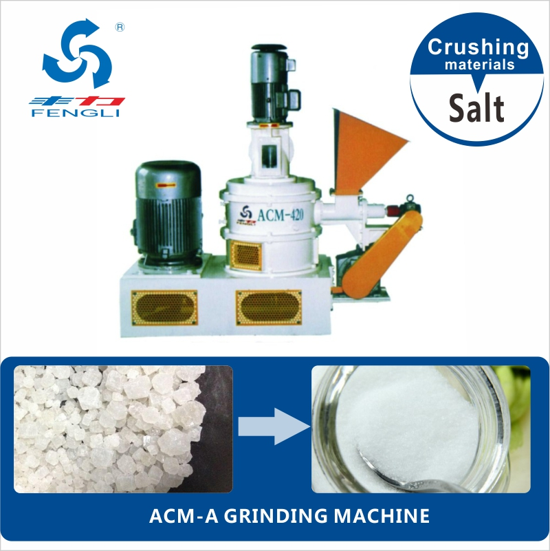 Ultrafine Industrial Salt Grinding Machine