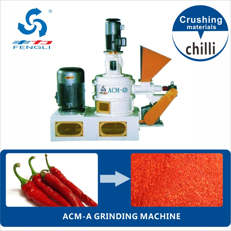 Superfine Chili Powder Grinding Machine