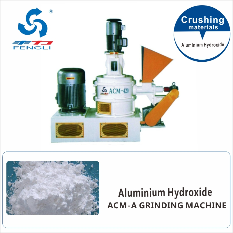 Ultrafine Aluminium Hydroxide Grinding Machine