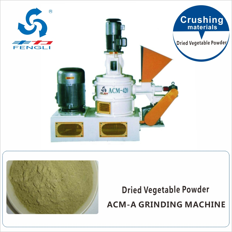 Ultrafine Dried Vegetable Powder Grinding Mill