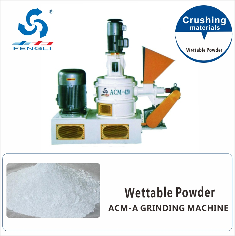 Wettable Powder Grinding Mill