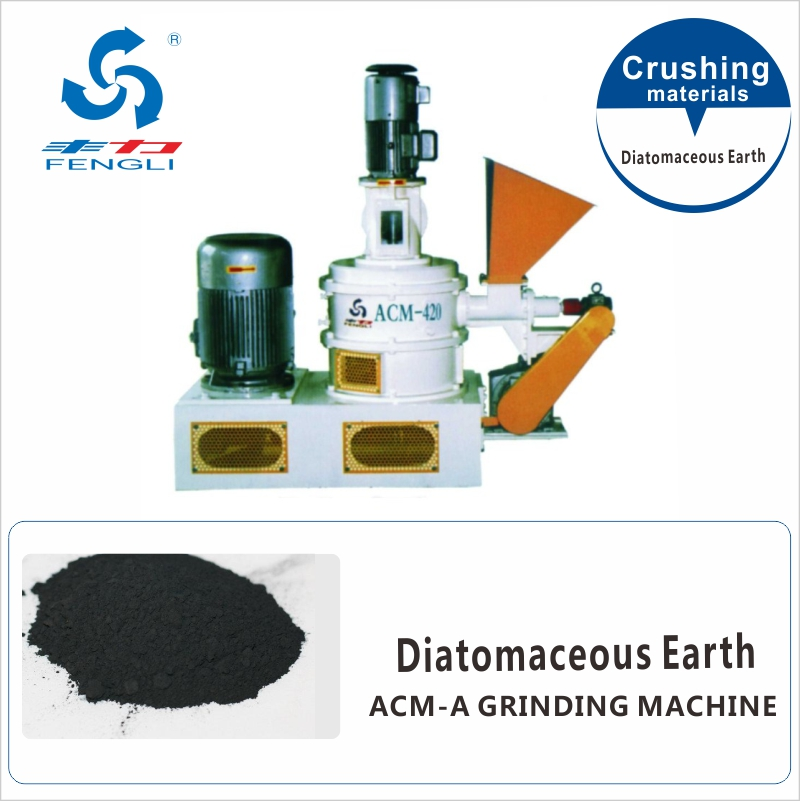 Superfine Diatomaceous Earth Grinding Machine