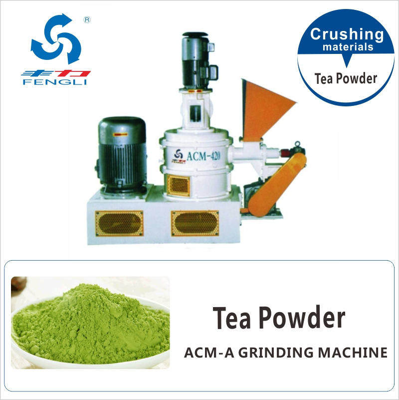 Superfine Tea Powder Grinding Mill