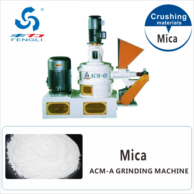 Ultrafine Mica Grinding Machine