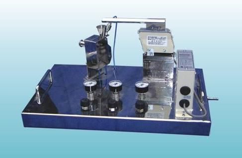 """""""小型氣流粉碎機主要用于實驗室及科研領域""""/"""