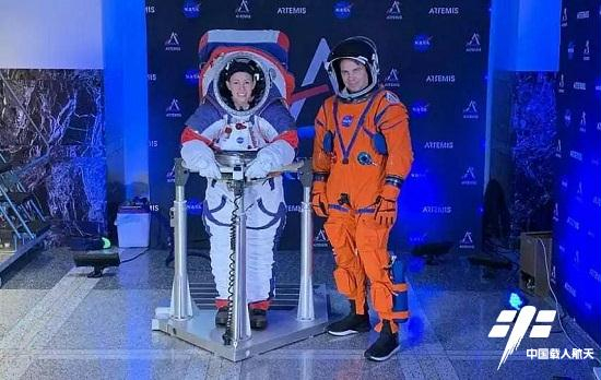 NASA公布最新宇航服设计,未来可用于登月任务