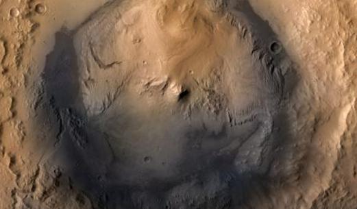 """美国""""好奇号""""探测器发现新证据,火星可能曾有生命"""