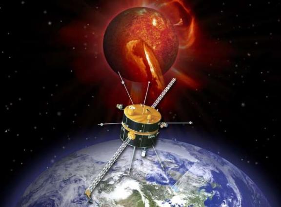L1是太阳与地球之间的重力平衡点这使航天器能够始终面对阳光