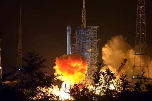长三乙火箭圆满完成全部北斗三号IGSO星发射任务