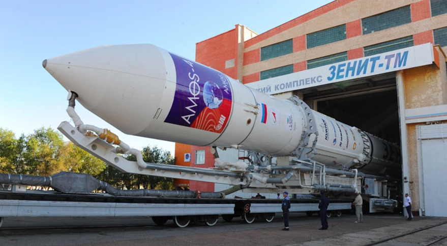 俄罗斯联盟5火箭将于2020年代中期投入使用