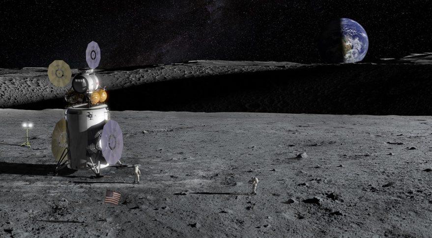 NASA警告:预算不确定性可能会拖慢探月计划