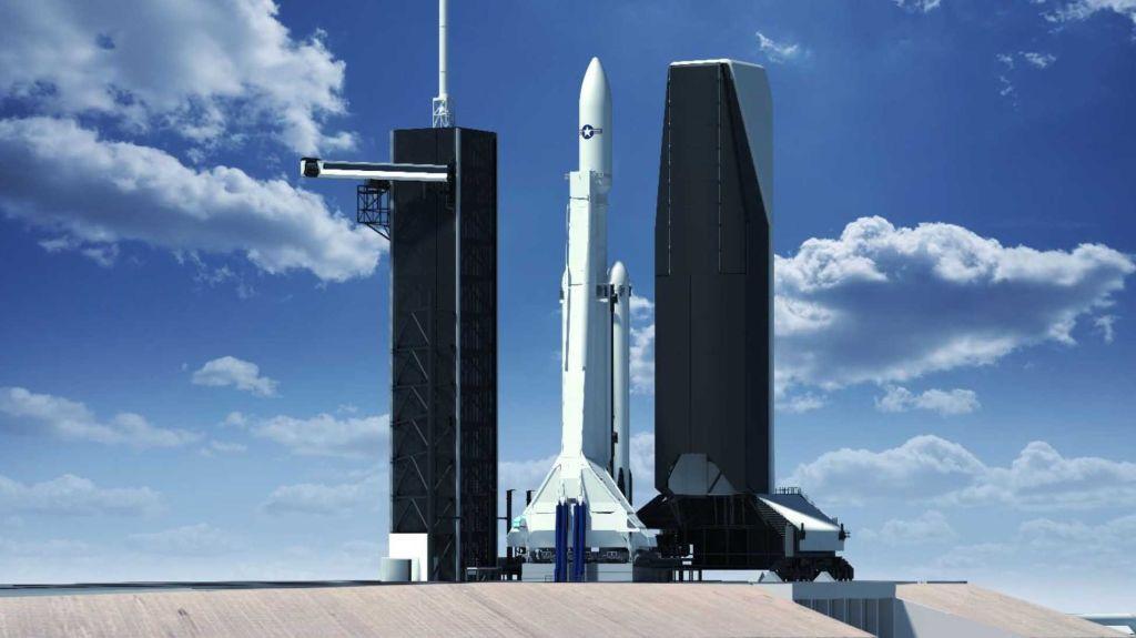 SpaceX野心勃勃,到2023年每年发射任务达70次
