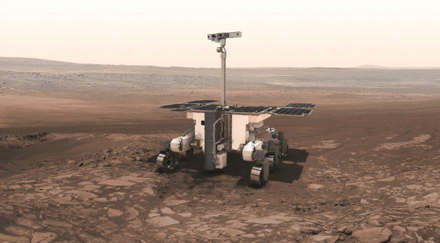 欧洲航天局ExoMars漫游车任务推迟到2022年下半年
