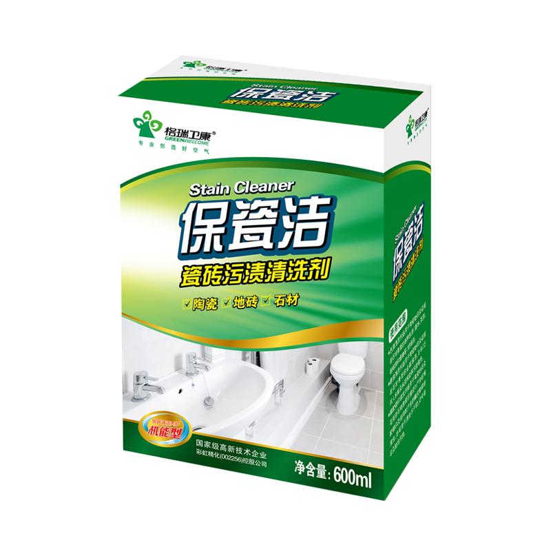 保瓷洁瓷砖污渍清洁剂