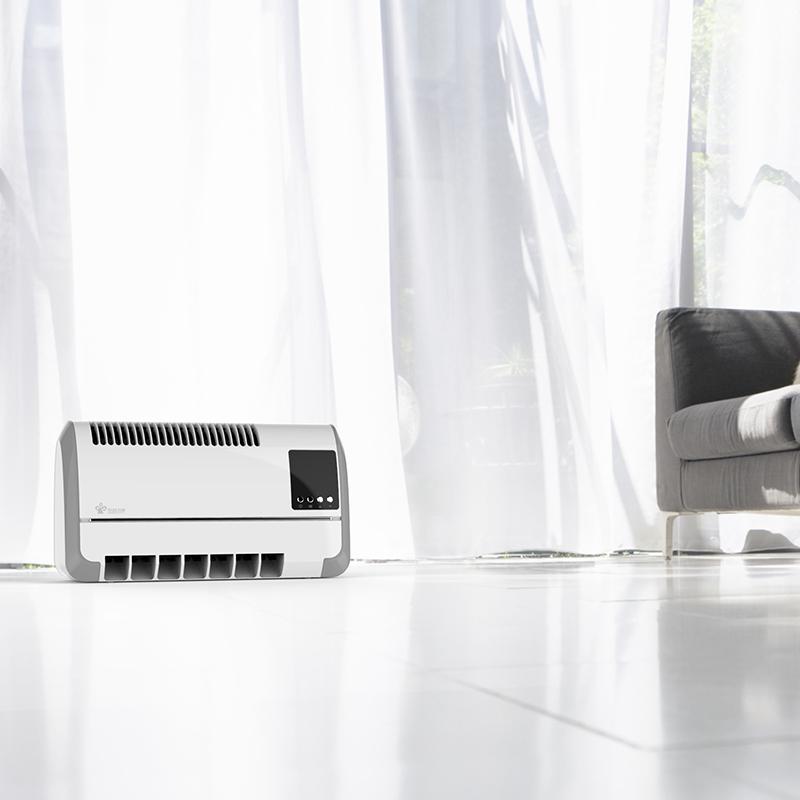 GW6803 PM2.5空气监测净化器