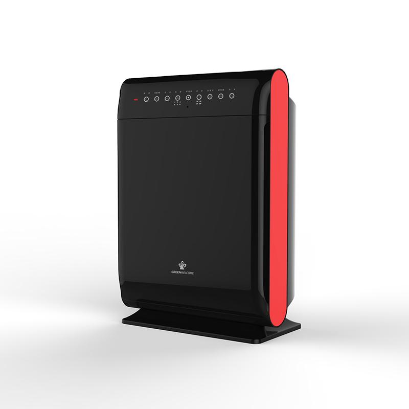GW8616C+ 智能互联网空气净化器