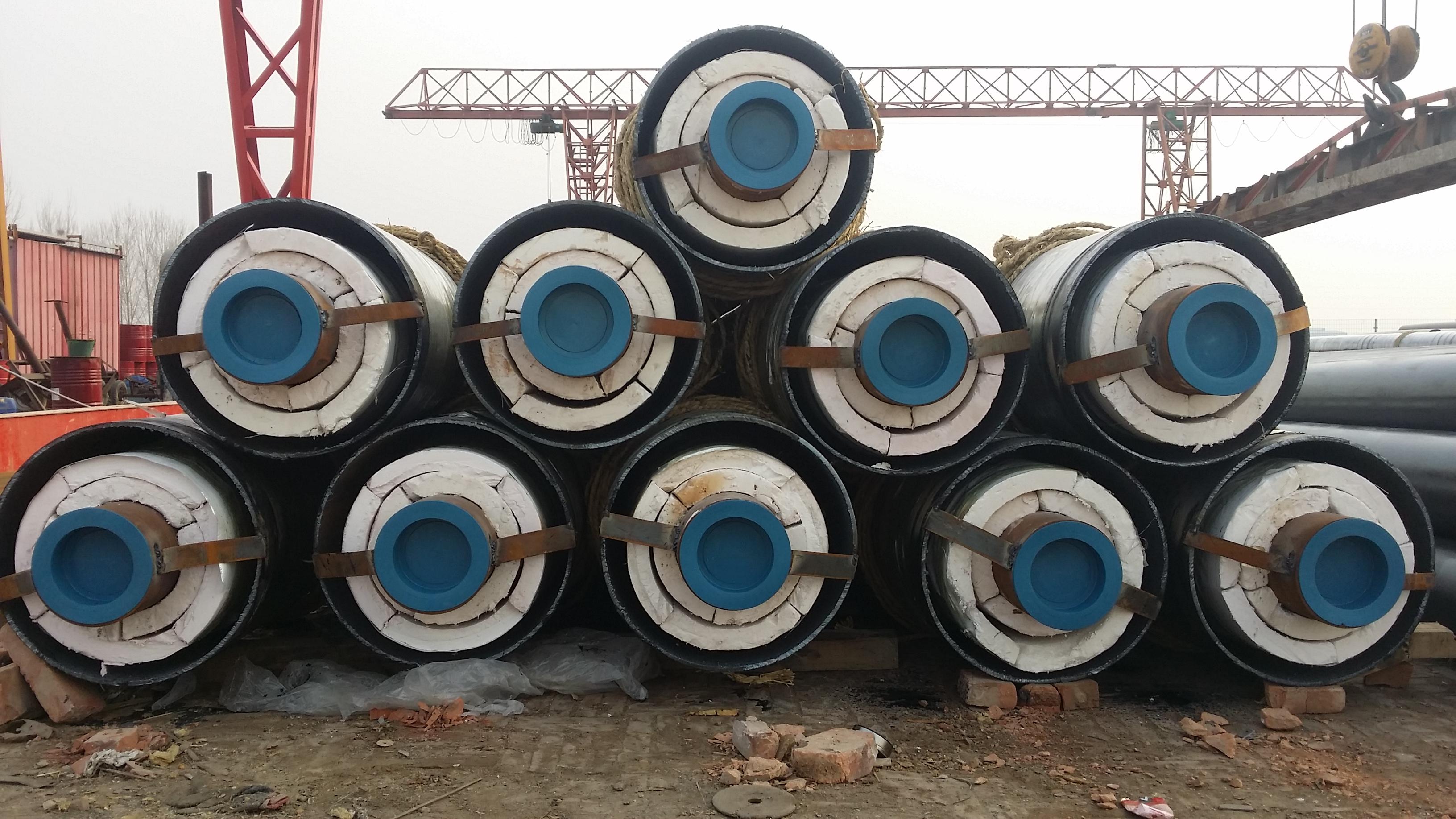 高温防腐聚氨酯发泡保温管定制-源头工厂直供