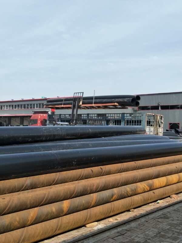 水利工程用预制聚氨酯发泡保温管定制