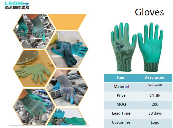 Labour protection wearings