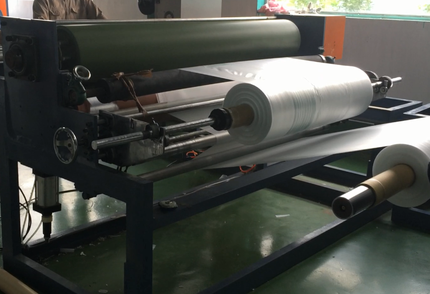 Single-Sided EPE Foa Sheet Coating Machine
