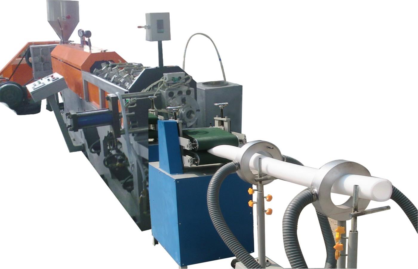 EPE Foam pipe bar,Profile Extresion Machine.