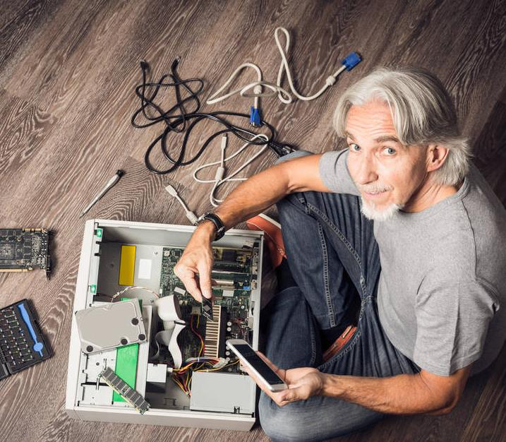 计算机组装维修课程