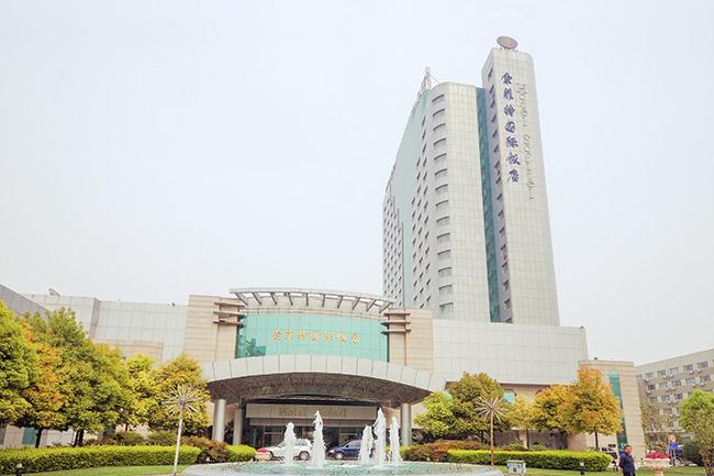 【郑州】SOFITEL索菲特国际饭店