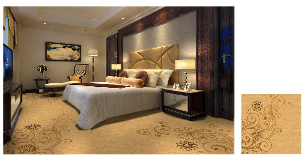 北京圈绒酒店客房地毯-特价现货