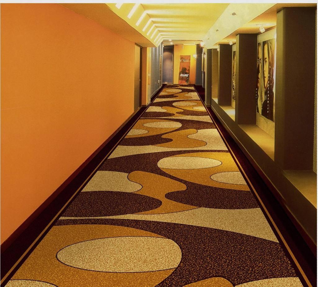北京防滑耐磨酒店走廊地毯-厂家批发直销