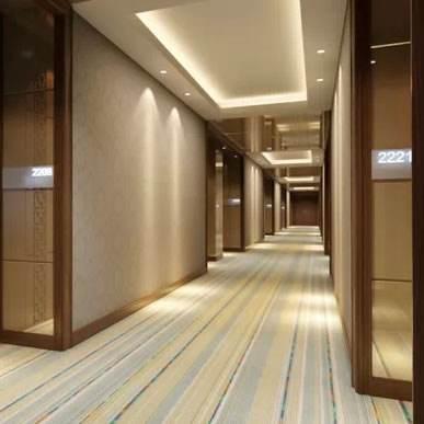 北京条纹酒店走廊地毯-厂家定制批发