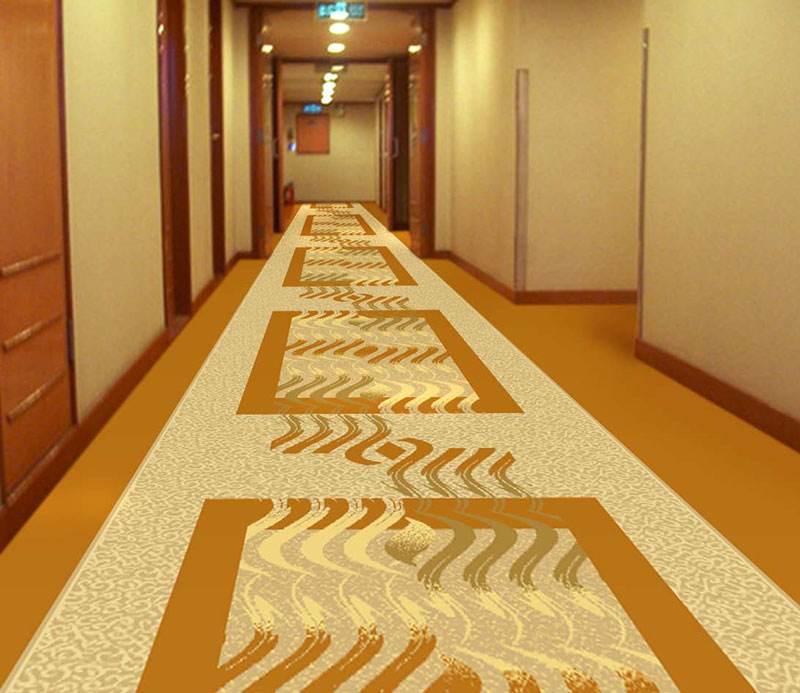 北京满铺纯色酒店走廊地毯-厂家现货直营
