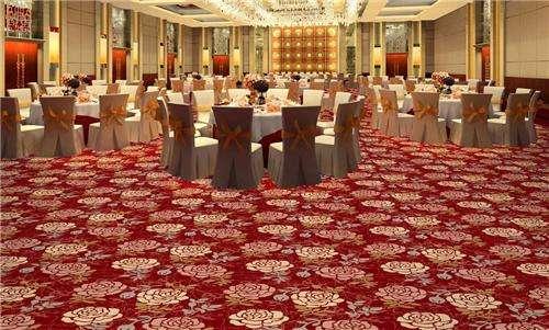 北京酒店宴会厅地毯-厂家现货直销