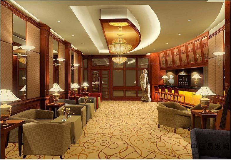 北京大方满铺酒店宴会厅地毯-厂家现货批发