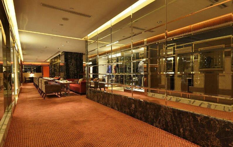 北京印花酒店走廊地毯-现货定制