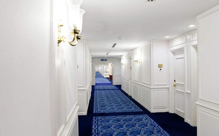 北京印花加厚酒店走廊地毯-现货批发