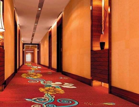 北京满铺尼龙酒店走廊地毯-厂家现货直销