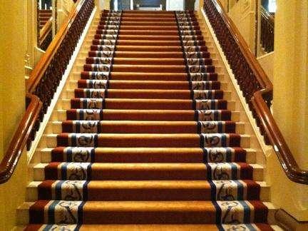 北京防尘酒店楼梯地毯-现货批发
