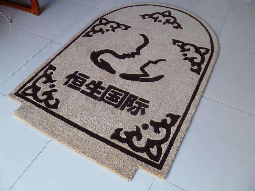 北京耐磨防污酒店楼梯地毯-华德地毯厂家直销