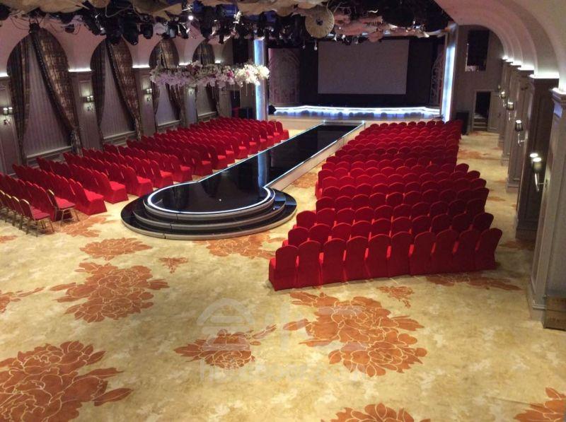 北京尼龙酒店宴会厅地毯-特价直销