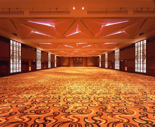 北京加厚酒店宴会厅地毯-华德地毯厂家直销